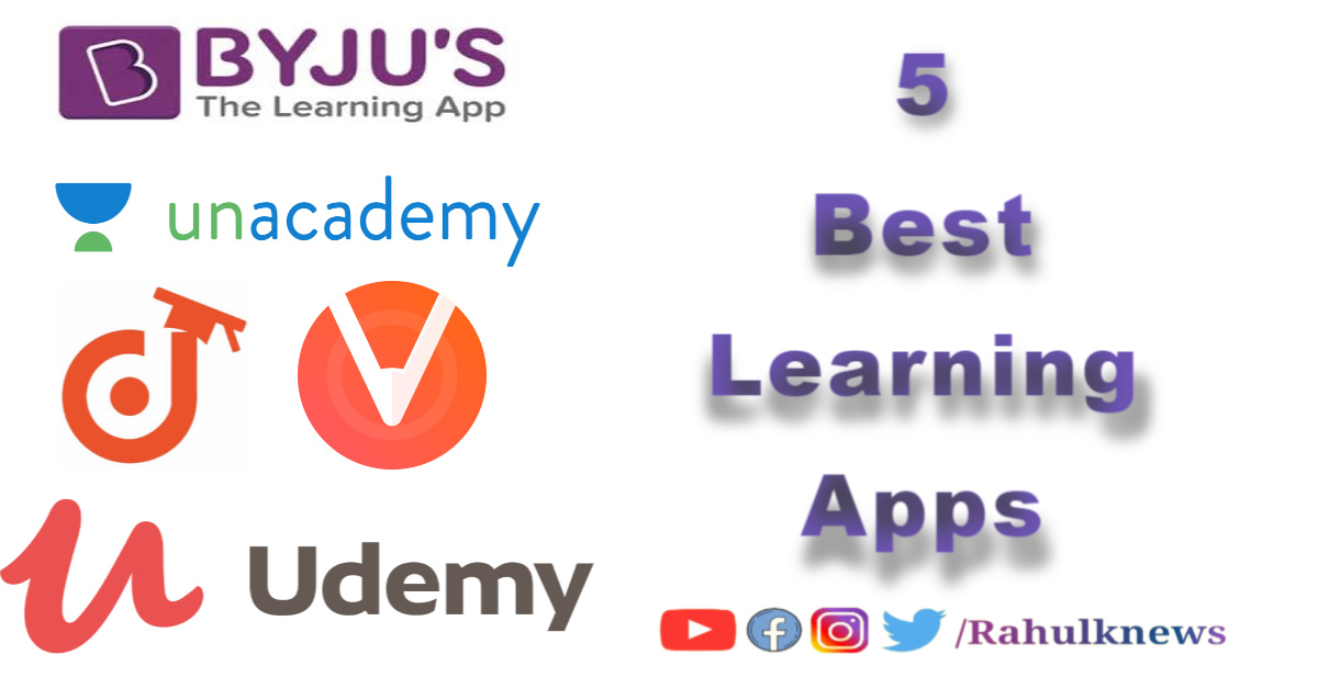 Best E Learning Apps Google Play Store पर उपलब्ध है।